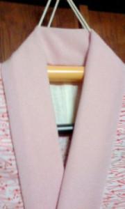 半衿ピンク